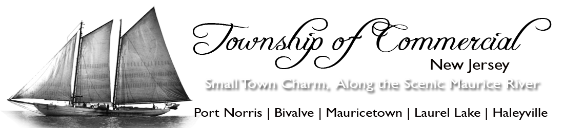 Township of Commercial, NJ Logo